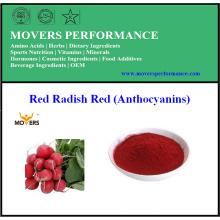 Manger et boire Pigment naturel Rouge Radis Rouge