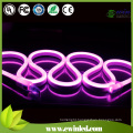 110V Dimmable RGB LED Neon Flex Rope Light