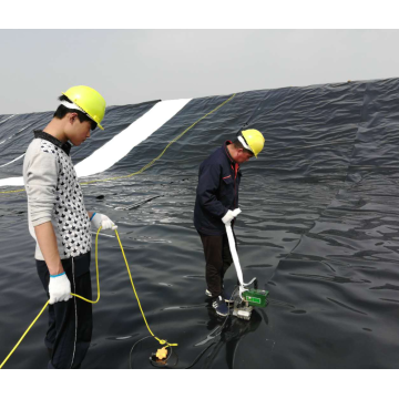 0.3-1.0mm Artificial Lake Liner HDPE Geomembrane Precio