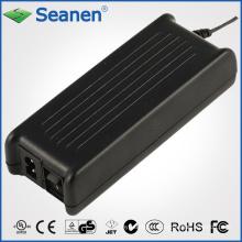 Fuente de alimentación de 24VDC 3.5A para computadora portátil, impresora, POS, ADSL, audio y video o electrodomésticos