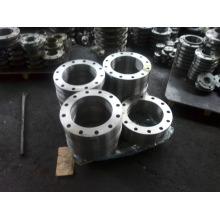 Japanese standards (JIS) carbon steel forge flange