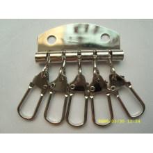 Anéis personalizados de metal de alta qualidade