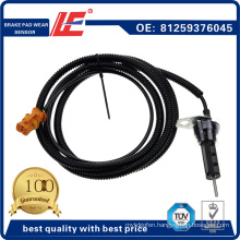 Auto Truck Brake Pad Wear Sensor/Thickness Transducer Indicator 81259376045 68326726 68326685 81.25937.6045 Bk9006045 for Man Truck