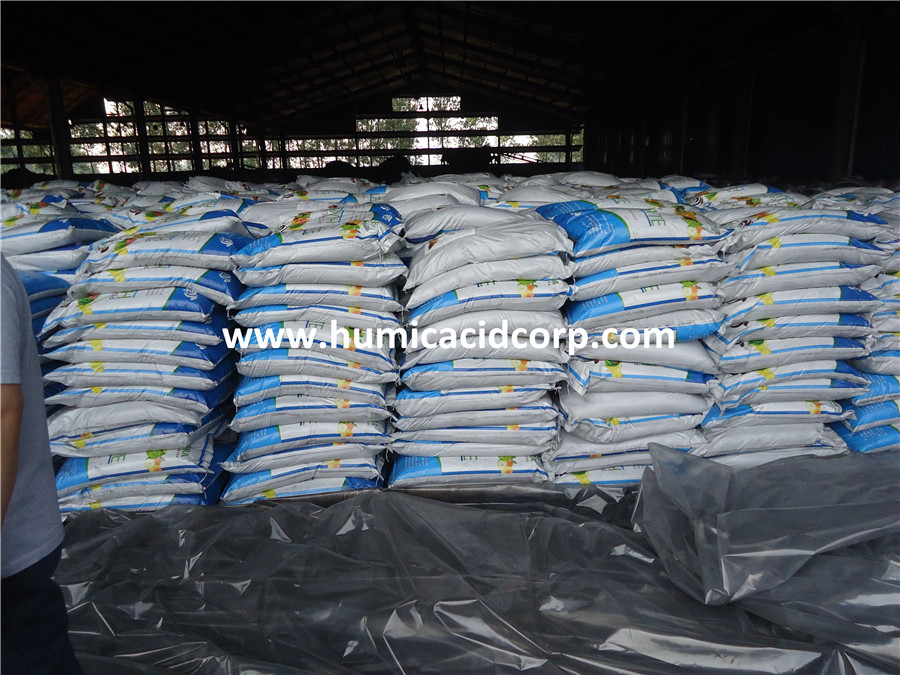 sodium humate and humic acid