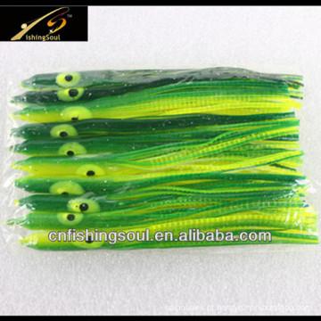 SLL050 Isca De Pesca De Plástico Iscas De Fábrica Macia Atração