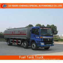 Foton 3 Axles Fuel Tank Truck