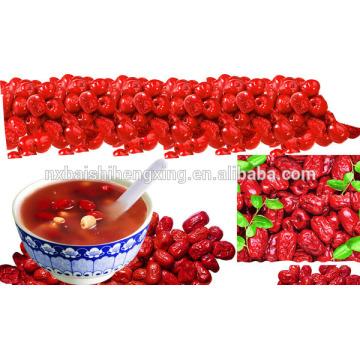 Jujube chinesische rote Datteln getrocknete Jujube