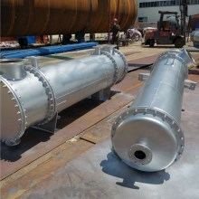 Lubricating Oil Cooler Radiator For Air Fan Blower