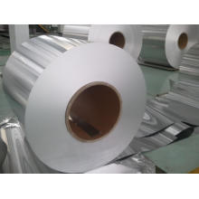 Bobine en aluminium pour rouler en aluminium