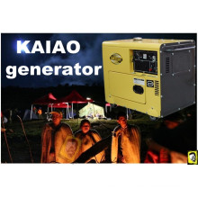 1year Guranteed 5kw Silent Diesel Generator, 5kVA Kaiao Generator