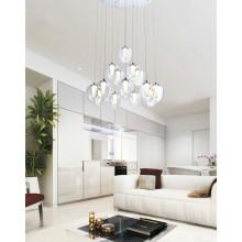 Moderne Dekor Acryl LED Pendelleuchten (AD15002-14B)