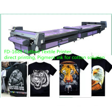 Impresión digital directa con la impresora Mimaki