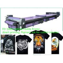 Impression directe numérique avec l'imprimante Mimaki