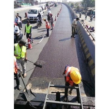 Campur agregat slurry Highway