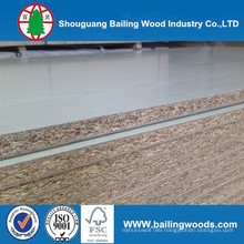 Good Quality Particle Board / Raw Chipboard