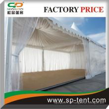 5x5m Songpin Marke heißes Verkaufsförderung freies Pagodenzelt mit freien Dachoberseitenwänden und Fußbodensystem