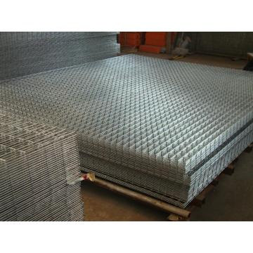 3x3 lembu galvanized dikimpal wire mesh panel