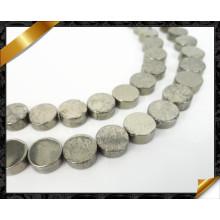 Естественное высокое качество плоская монета вокруг шариков способа продает камень оптом (GB0104)