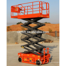 Cheap Price Indoor Outdoor Mobile Elevated Self Propelled Small Electric Scissor Lift