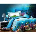 Microfibre  Disperse Brushed Printed Bedding Fabric