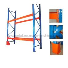 Stockage de stockage Système de racks de palettes à grande capacité