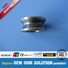 Resistant Wearing Cemented Carbide Wire Guide Pulley