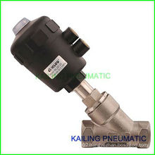 pneumatic valve controlled by air (pneumatic)