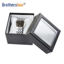 Custom design your own Logo luxury gift packaging cardboard a2 paper box single watch box