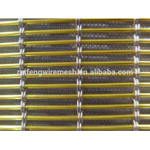 Non-Corrosive Stainless Steel Rope Woven Wire Drapery/Decorative Metal Mesh Drapery
