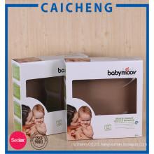 Custom baby child education toy corrugated cardboard box packaging