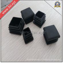 Plugues de tubo quadrado de plástico para proteção final (YZF-H219)