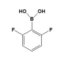 2,6-дифторфенилбороновую кислоту, № 162101-25-9
