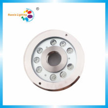 CE RoHS Approved IP68 LED Fountain Light
