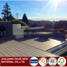 High Quality Wood Plastic Composite Easy Deck WPC Poland Popular