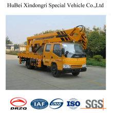 14m Jmc Euro4 Platform Специальный грузовик