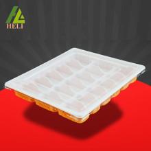 Vacuum Forming Plastic Dumplings PP Tray