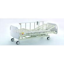 Cama eléctrica de hospital de tres funciones