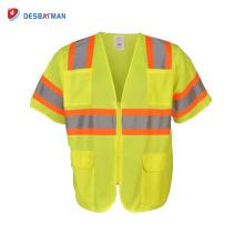 Alibaba Hot Sale ansi class 3 safety vest