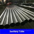 China Factory DIN11850 Geschweißtes Milchrohr aus rostfreiem Stahl