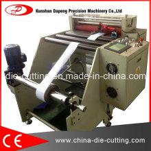 Roll-Sheet-Schneidemaschine für Papier, Folie, Stickerei-Backing