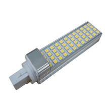 Fábrica de venda ce rohs milho luzes led lâmpada 13W G24 com SMD 5050