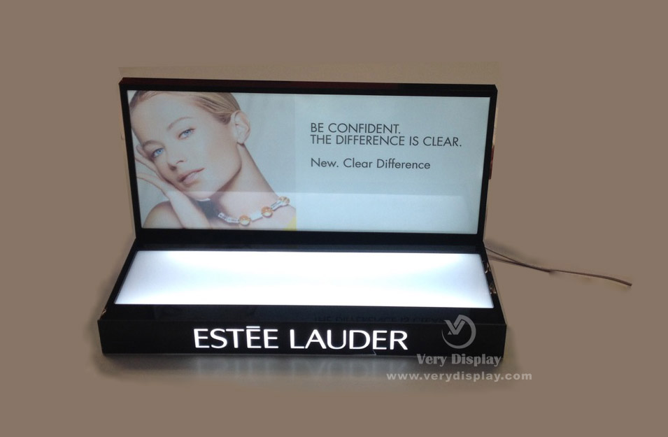 cosmetics led display