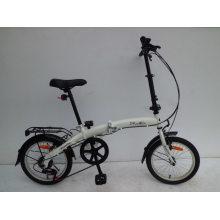 """16"""" Steel Folding Bike / Bicycle (FD16)"""