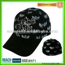 embroidery flex fit baseball caps BC-0174