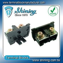 TA-150 Industrial Din Tipo de carril 150 Amp Teléfono Bloque Terminal