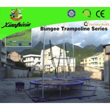 Dupla Pessoa Round of Bungee Trampoline