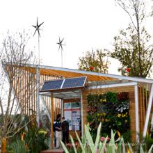 Solar e Energia Solar, eólica e sistema híbrido do vento
