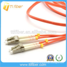 LC to LC OM1 Duplex 10 meters Fiber Optic Patch Cord