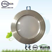conduit mince lumière en aluminium 10w shell