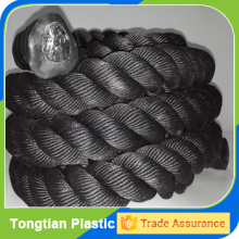 Factory wholesale 50mm black battle rope